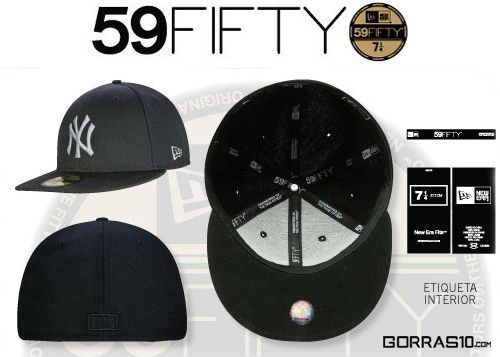 New Era 59 Fifty