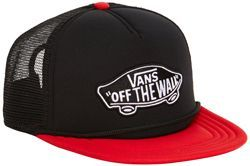 Vans Patch Trucker