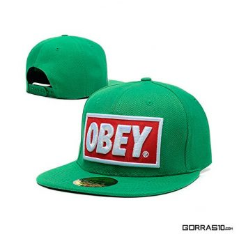 Obey-Verde